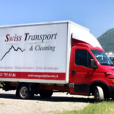Swiss transport & cleaning - noville - nettoyage